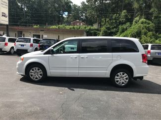 2017 Dodge Grand Caravan handicap wheelchair accessible van Dallas, Georgia 6