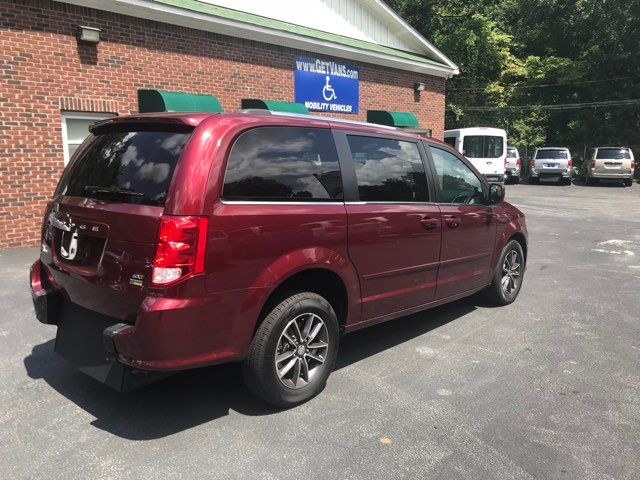 2017 Dodge Grand Caravan SXT handicap wheelchair accessible Dallas, Georgia 5