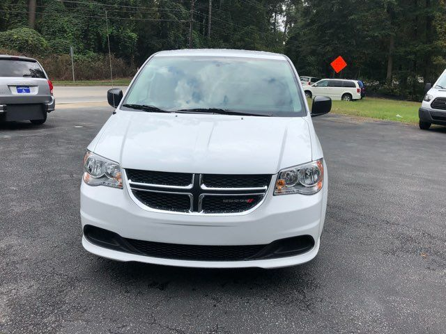 2017 Dodge Grand Caravan SE handicap Accessible Wheelchair Van Dallas, Georgia 12