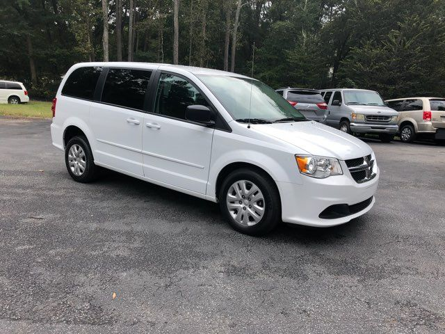 2017 Dodge Grand Caravan SE handicap Accessible Wheelchair Van Dallas, Georgia 14