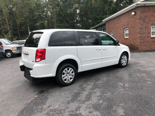 2017 Dodge Grand Caravan SE handicap Accessible Wheelchair Van Dallas, Georgia 16