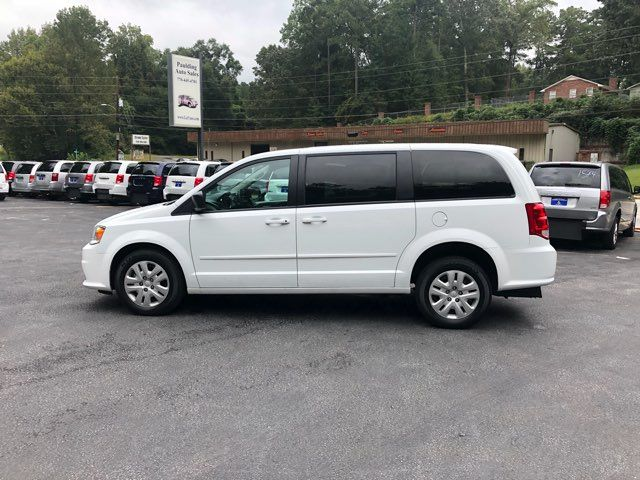 2017 Dodge Grand Caravan SE handicap Accessible Wheelchair Van Dallas, Georgia 4
