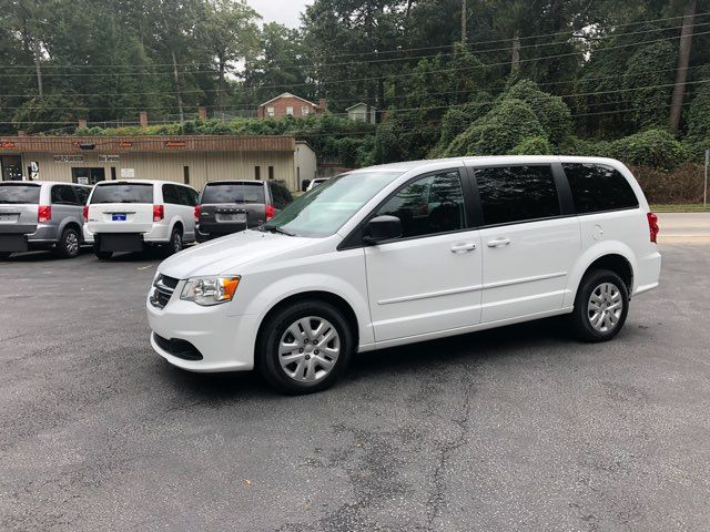 2017 Dodge Grand Caravan SE handicap Accessible Wheelchair Van Dallas, Georgia 5