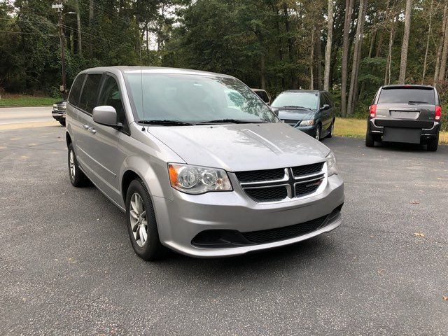 2017 Dodge Grand Caravan SE handicap Accessible Wheelchair Van Dallas, Georgia 15