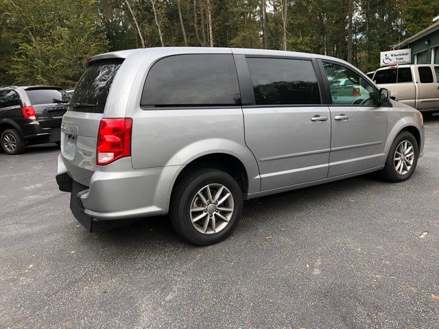 2017 Dodge Grand Caravan SE handicap Accessible Wheelchair Van Dallas, Georgia 17