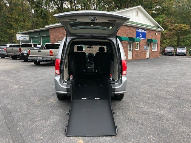 2017 Dodge Grand Caravan SE handicap Accessible Wheelchair Van Dallas, Georgia 2