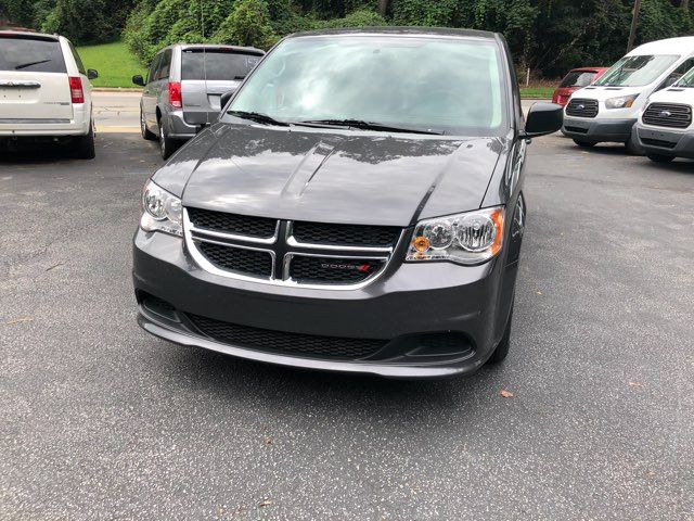 2017 Dodge Grand Caravan Handicap wheelchair accessible van Dallas, Georgia 13