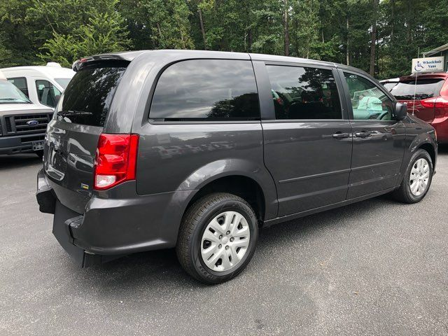 2017 Dodge Grand Caravan Handicap wheelchair accessible van Dallas, Georgia 16