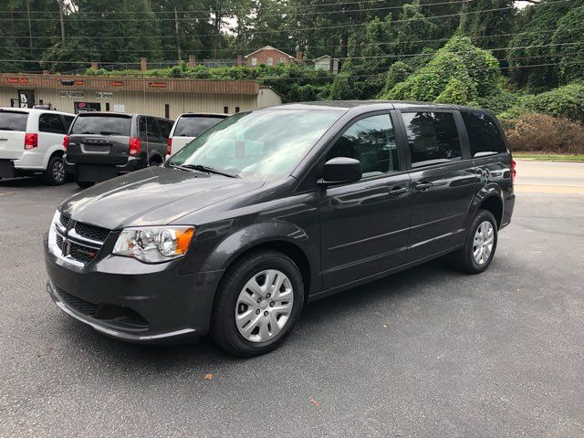 2017 Dodge Grand Caravan Handicap wheelchair accessible van Dallas, Georgia 7