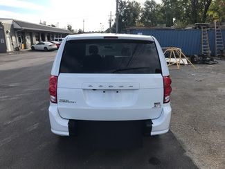 2017 Dodge Grand Caravan Handicap wheelchair accessible rear entry Dallas, Georgia 4