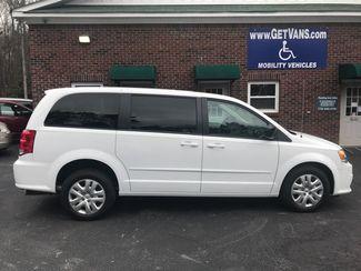 2017 Dodge Grand Caravan handicap wheelchair accessible van Dallas, Georgia 5