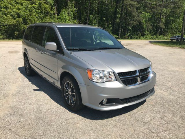2017 Dodge Grand Caravan handicap wheelchair accessible van Dallas, Georgia 17
