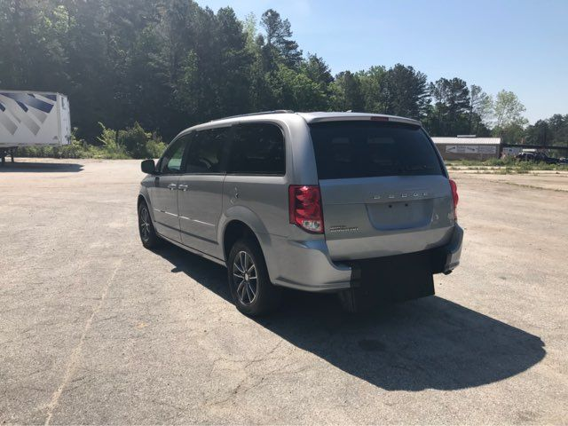 2017 Dodge Grand Caravan handicap wheelchair accessible van Dallas, Georgia 5