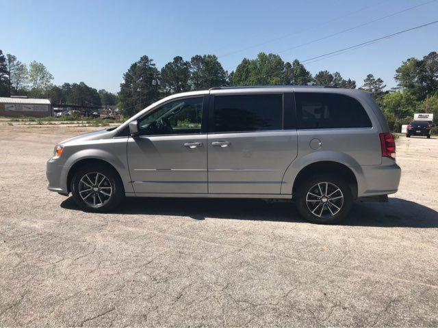 2017 Dodge Grand Caravan handicap wheelchair accessible van Dallas, Georgia 6