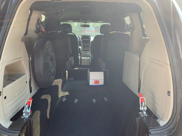 2017 Dodge Grand Caravan Handicap wheelchair accessible rear entry Dallas, Georgia 15