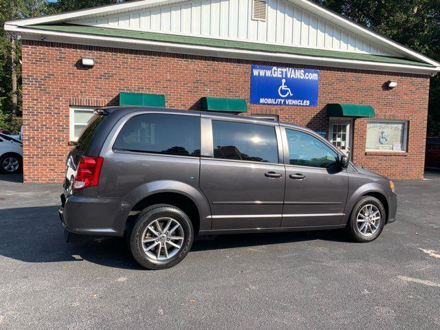 2017 Dodge Grand Caravan Handicap wheelchair accessible rear entry Dallas, Georgia 6