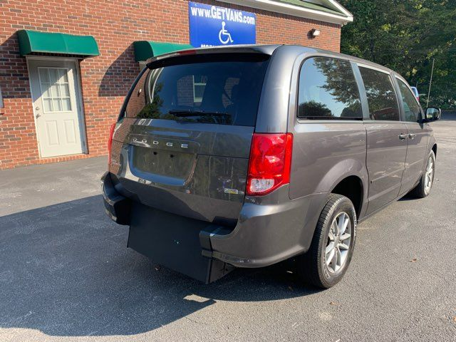 2017 Dodge Grand Caravan Handicap wheelchair accessible rear entry Dallas, Georgia 7