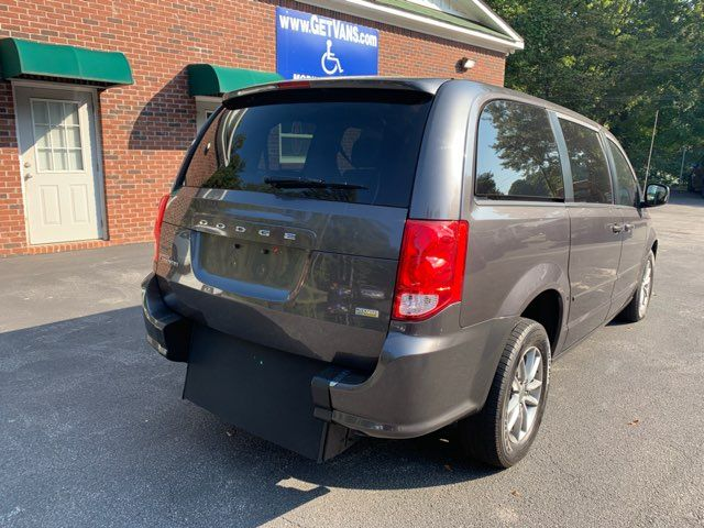 2017 Dodge Grand Caravan Handicap wheelchair accessible rear entry Dallas, Georgia 8