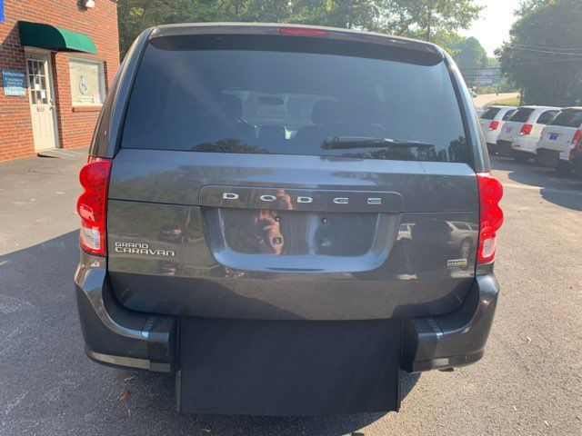 2017 Dodge Grand Caravan Handicap wheelchair accessible rear entry Dallas, Georgia 9