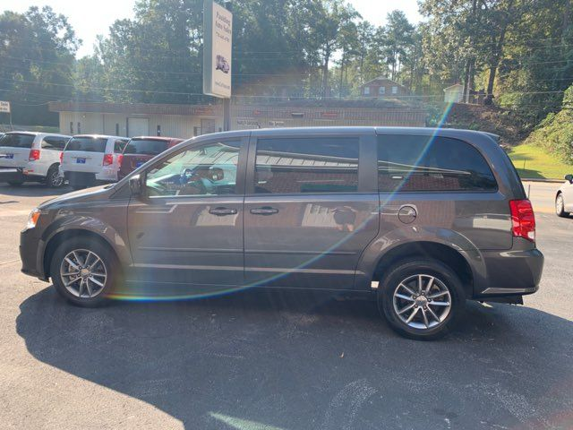 2017 Dodge Grand Caravan Handicap wheelchair accessible rear entry Dallas, Georgia 11