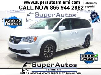2017 Dodge Grand Caravan SXT in Doral FL, 33166