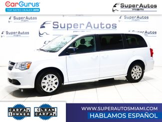 2017 Dodge Grand Caravan SE in Doral, FL 33166