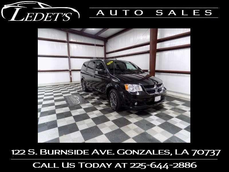 2017 Dodge Grand Caravan SXT - Ledet's Auto Sales Gonzales_state_zip in Gonzales Louisiana