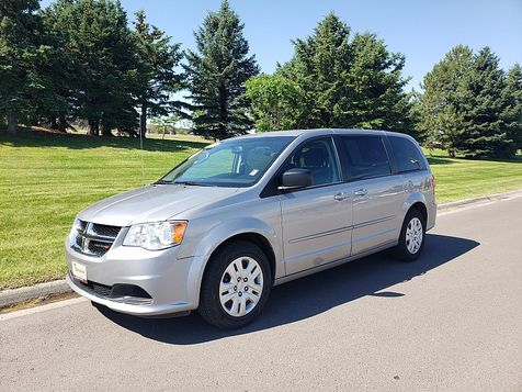 2017 Dodge Grand Caravan 4d Wagon SE in Great Falls, MT