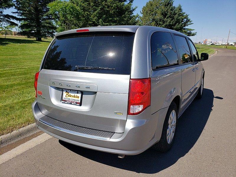 2017 Dodge Grand Caravan 4d Wagon SE  city MT  Bleskin Motor Company   in Great Falls, MT
