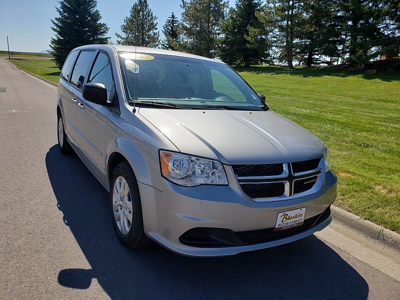 2017 Dodge Grand Caravan 4d Wagon SE  city MT  Bleskin Motor Company   in Great Falls, MT