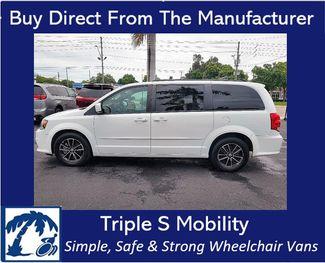 2017 Dodge Grand Caravan Gt Wheelchair Van Handicap Ramp Van in Pinellas Park, Florida 33781