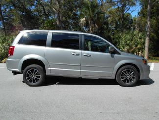 2017 Dodge Grand Caravan Gt Wheelchair Van Handicap Ramp Van Pinellas Park, Florida 2