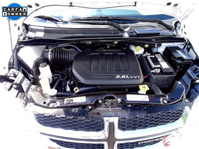 2017 Dodge Grand Caravan SXT Madison, NC 47