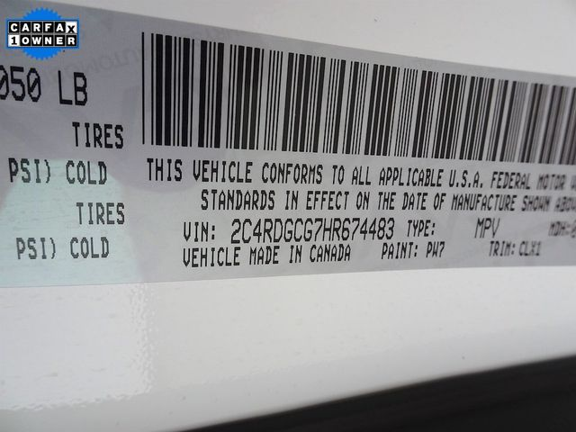 2017 Dodge Grand Caravan SXT Madison, NC 54