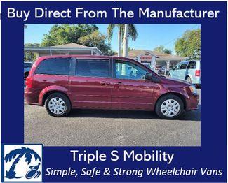 2017 Dodge Grand Caravan Se Wheelchair Van Handicap Ramp Van in Pinellas Park, Florida 33781