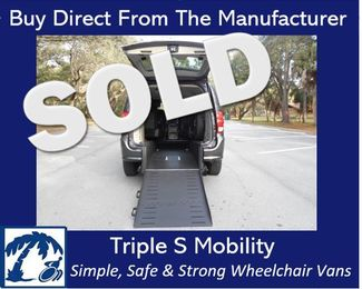 2017 Dodge Grand Caravan Se Wheelchair Van Handicap Ramp Van Pinellas Park, Florida