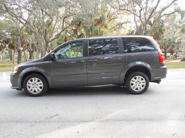 2017 Dodge Grand Caravan Se Wheelchair Van Pinellas Park, Florida 1