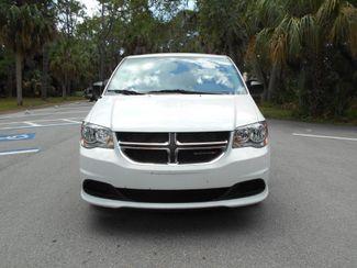 2017 Dodge Grand Caravan Se Wheelchair Van Handicap Ramp Van Pinellas Park, Florida 2