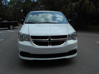 2017 Dodge Grand Caravan Se Wheelchair Van Handicap Ramp Van Pinellas Park, Florida 2