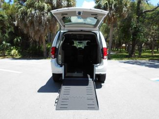 2017 Dodge Grand Caravan Sxt Wheelchair Van Handicap Ramp Van Pinellas Park, Florida 3