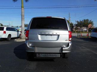 2017 Dodge Grand Caravan Sxt Wheelchair Van Handicap Ramp Van Pinellas Park, Florida 4