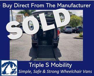 2017 Dodge Grand Caravan Sxt Wheelchair Van Handicap Ramp Van DEPOSIT in Pinellas Park, Florida 33781