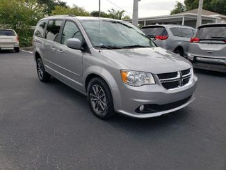 2017 Dodge Grand Caravan Sxt Wheelchair Van Handicap Ramp Van Pinellas Park, Florida 2