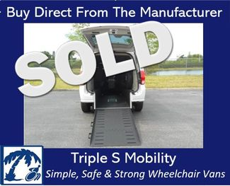 2017 Dodge Grand Caravan Sxt Wheelchair Van - DEPOSIT Pinellas Park, Florida