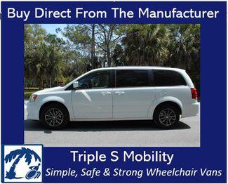 2017 Dodge Grand Caravan Sxt Wheelchair Van................. Pre-construction pictures. Van now in production. Pinellas Park, Florida
