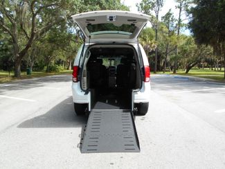 2017 Dodge Grand Caravan Sxt Wheelchair Van Handicap Ramp Van Pinellas Park, Florida 5