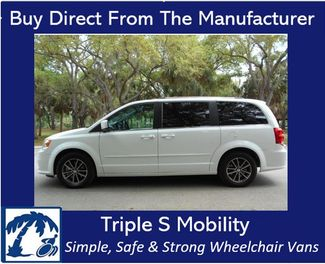 2017 Dodge Grand Caravan Sxt Wheelchair Van................... Pre-construction pictures. Van now in production. Pinellas Park, Florida