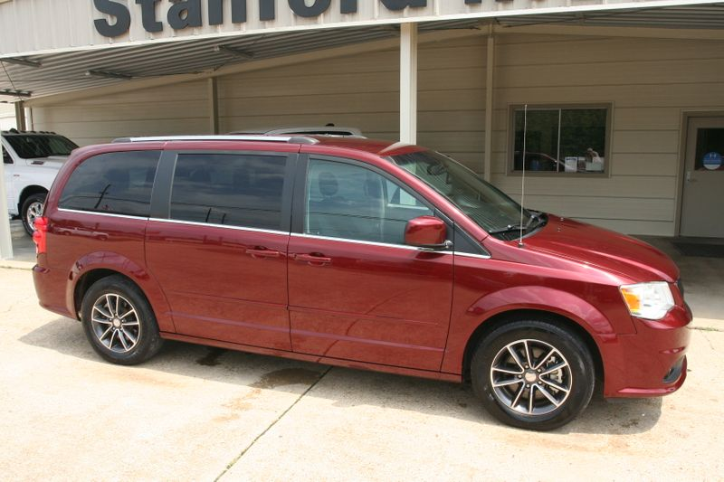 2017 Dodge Grand Caravan SXT in Vernon Alabama