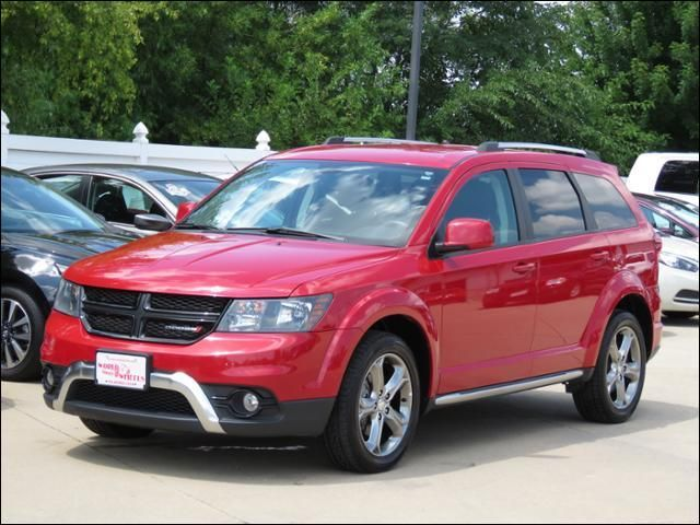 2017 Dodge Journey in Des Moines Iowa