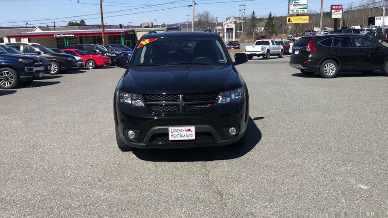 2017 Dodge Journey GT  in Bangor, ME